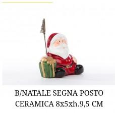 Babbo Natale segnaposto tavola