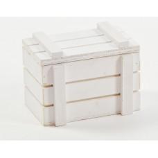 Bomboniera scatola legno baule