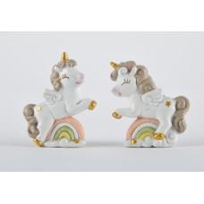 Bomboniera unicorno nascita comunione
